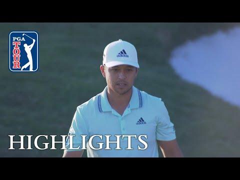 Xander Schauffele?s highlights | Round 4 | HSBC Champions 2018 2018
