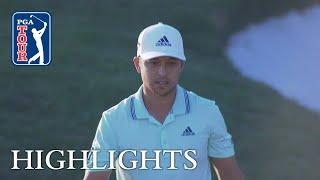 Xander Schauffele's highlights | Round 4 | HSBC Champions 2018 2018