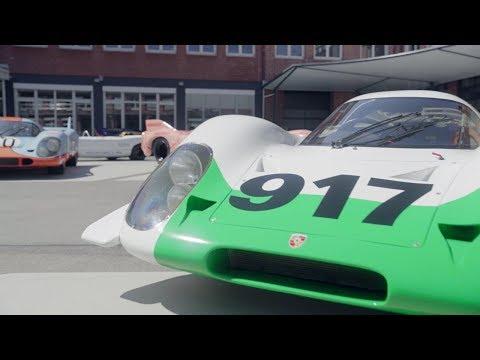 50 years of Porsche 917.