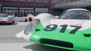 50 years of Porsche 917