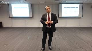 aula com o Professor Paulo Vicente