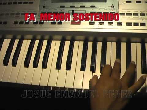 Aeminpu. Aprende a tocar acordeón de FRONTERAS DE ISRAEL (Maná de Vida)