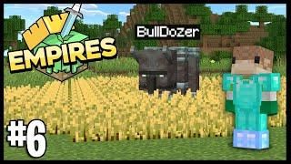 THE BIGGEST PRANK I'VE EVER DONE..   Minecraft Empires 1.17 SMP   #6