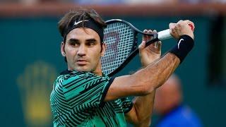 ATP R4 Federer Hot Shot