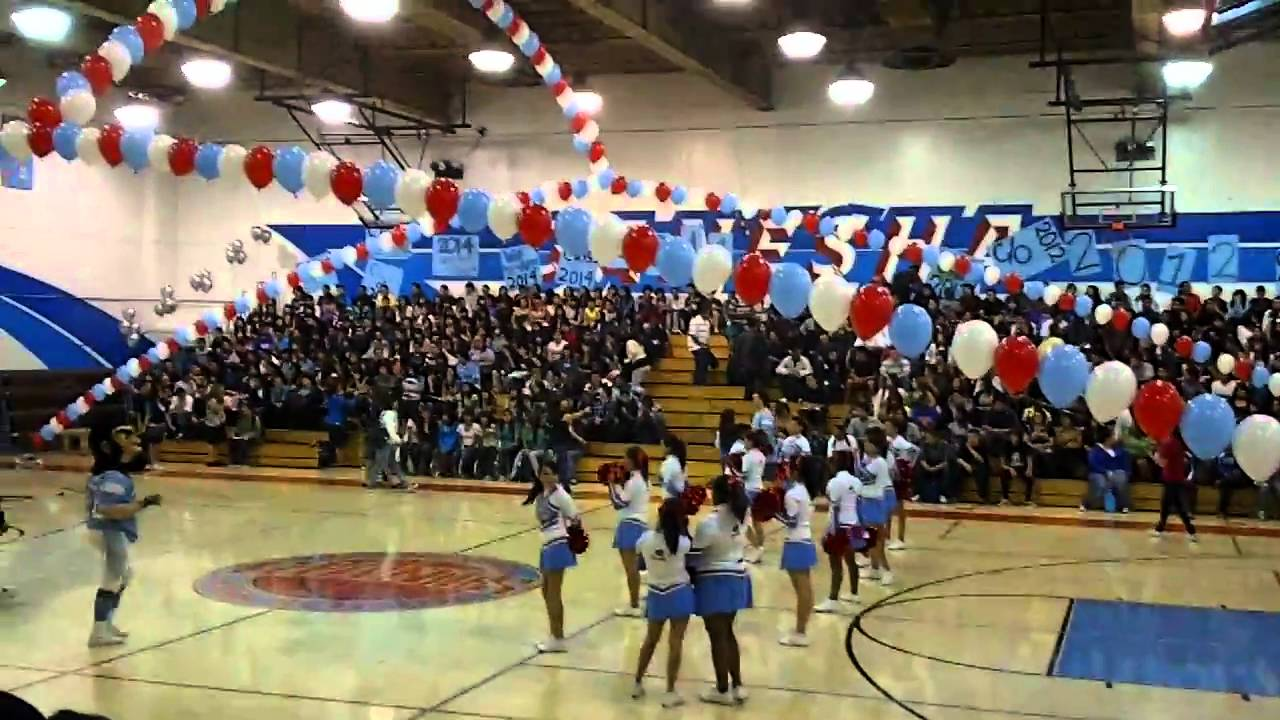 California School Ratings >> Beginning Of 2010-11 First Rally At Ganesha High School Part 1 - YouTube