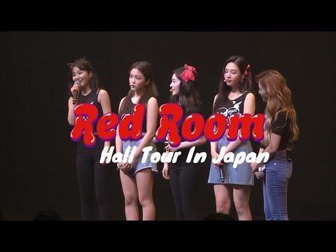 [ENG] Red Room Hall Tour in Japan | Full Documentary of Red Velvet