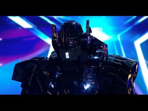 UNEXPECTED EVIL Robot Wows The Judges! | Audition 4 | Britain's Got Talent 2017