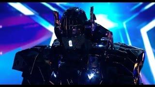 UNEXPECTED EVIL Robot Wows The Judges!   Audition 4   Britain's Got Talent 2017