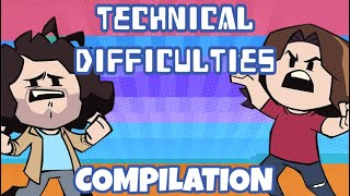 Technical Difficulties - Game Grumps Compilation