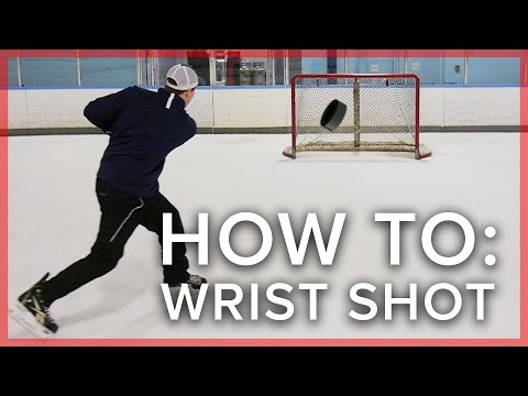 Wrist Shot Techniques | Hockey Tips