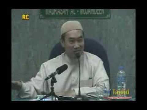 Ustaz Hussein Yee Amalan Kita Ikut Siapa 2 7