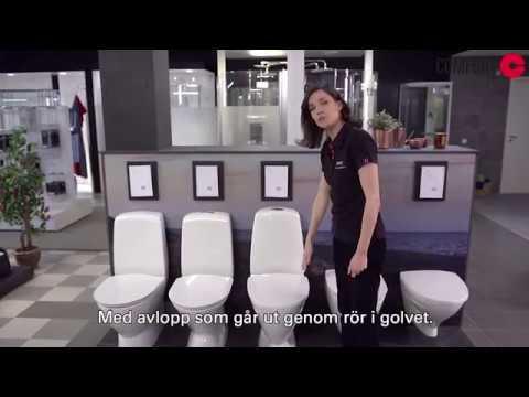 Att tänka på när du köper en WC-stol - Comfort