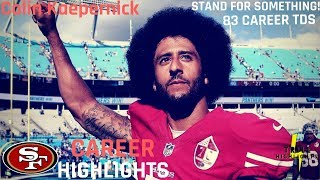 Colin Kaepernick Every TD Of His Career | Just Do It Career Highlights