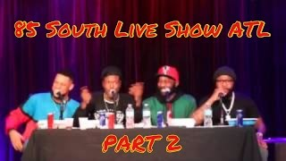 DC Young Fly Roast Session Live Show Chico Bean Karlous Miller Clayton English