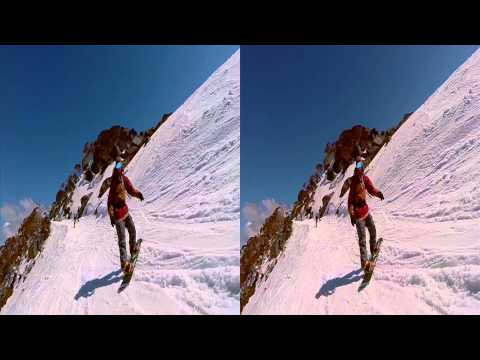 Thredbo in 3D - Switchday Sunday Dual Hero 3D version