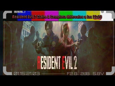 ➡ Resident Evil 2 Remake ClaireA ⬅
