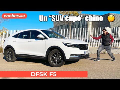 DFSK F5 (Fengon 5 / iX5) SUV chino | Prueba / Review en español | coches.net