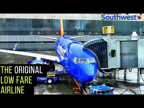 Southwest Airlines Experience: Still great value in 2019?