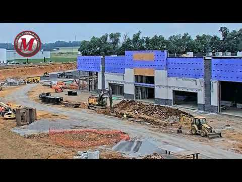 Messick's Mount Joy, new building time-lapse. Picture