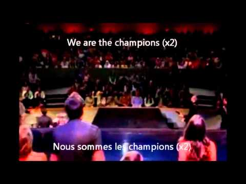 We Are The Champions - Glee - VAGALUME