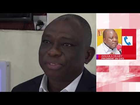 Les victimes de la crise post-électorale de 2011 manifeste contre le retour de Laurent Gbagbo.