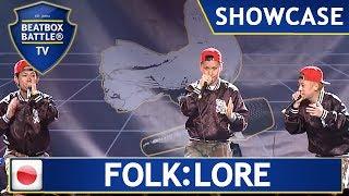 FOLK:LORE from Japan - Showcase - Beatbox Battle TV