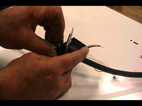 Power Cord/Access Panel Installation Video