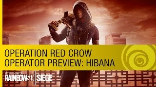 Tom Clancy's Rainbow Six Siege - Hibana Operator Preview