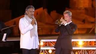 Andrea Bocelli - Italia HD (live)