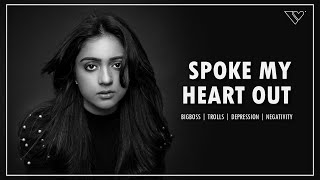 Vithika Sheru speaking her heart out about trolls & ne..