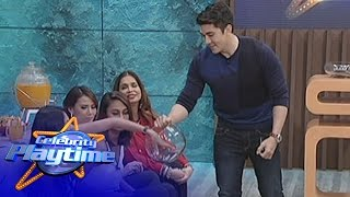 Celebrity Playtime: Mini Game by Luis Manzano