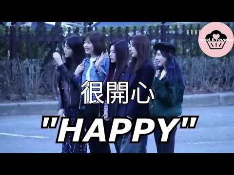 【Red Velvet】Joy的傳奇瘋狂粉絲