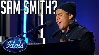 Judges Can't Believe His Voice on American Idol | Idols Global