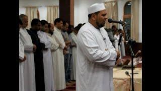 صلاة التهجد - الشيخ محمد هندي - 25 رمضان 1438هـ -مسجد الخرينج بدولة ...