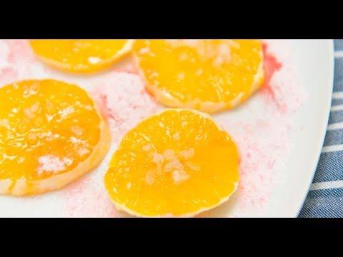 Апельсин с леденцами   Кто готовит — тот не моет