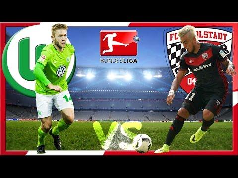 Wolfsburg vs Ingolstadt