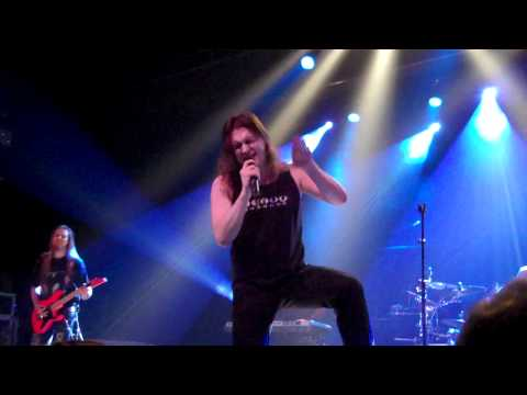 Thaurorod - Guide For The Blind 19/10/2010 ANTWERP [HD]