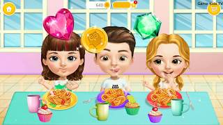 Fun Baby Care Kids Game   Sweet Baby Girl Cleanup 6-Fun School Cleaning Game For Kids-Game Kids TV