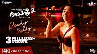 Ready Ready Video Song- Abhinetri 2- Prabhu Deva, Tamannah..