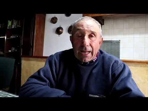 Beppino Parisoli, ex allevatore dell'Appennino