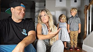 We're Having TWINS?! *Tell Our Kids?*
