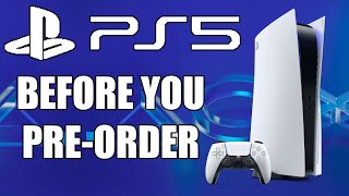 PS5  - 15 More Features You ABSOLUTELY NEED To Know Before You Pre-Order