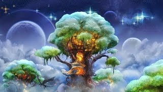 Guided Meditation for Children | Your Secret Treehouse | Relaxation for Kids