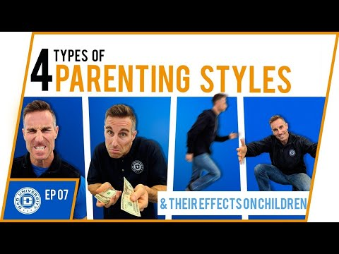 4 Types of Parenting Styles & their Effects on Children | Dad University