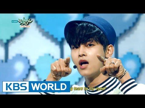 Music Bank - English Lyrics   뮤직뱅크 - 영어자막본 (2015.03.20)