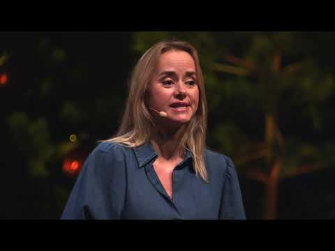 To beat people down, or save someones life - with our words | Tale Maria Krohn Engvik | TEDxArendal