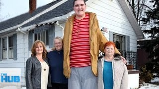 10 Incredible People Who Are Real Life Giants