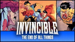 What Inspired the Creation of INVINCIBLE?! w/ Robert Kirkman, Cory Walker, and Ryan Ottley!