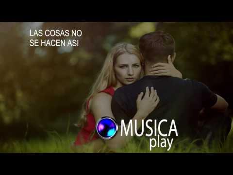 Banda MS - LAS COSAS NO SE HACEN ASI (2017) Letra