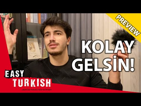 17 Colloquial Expressions You Should Know in Turkish (PREVIEW) | Super Easy Turkish 17 photo
